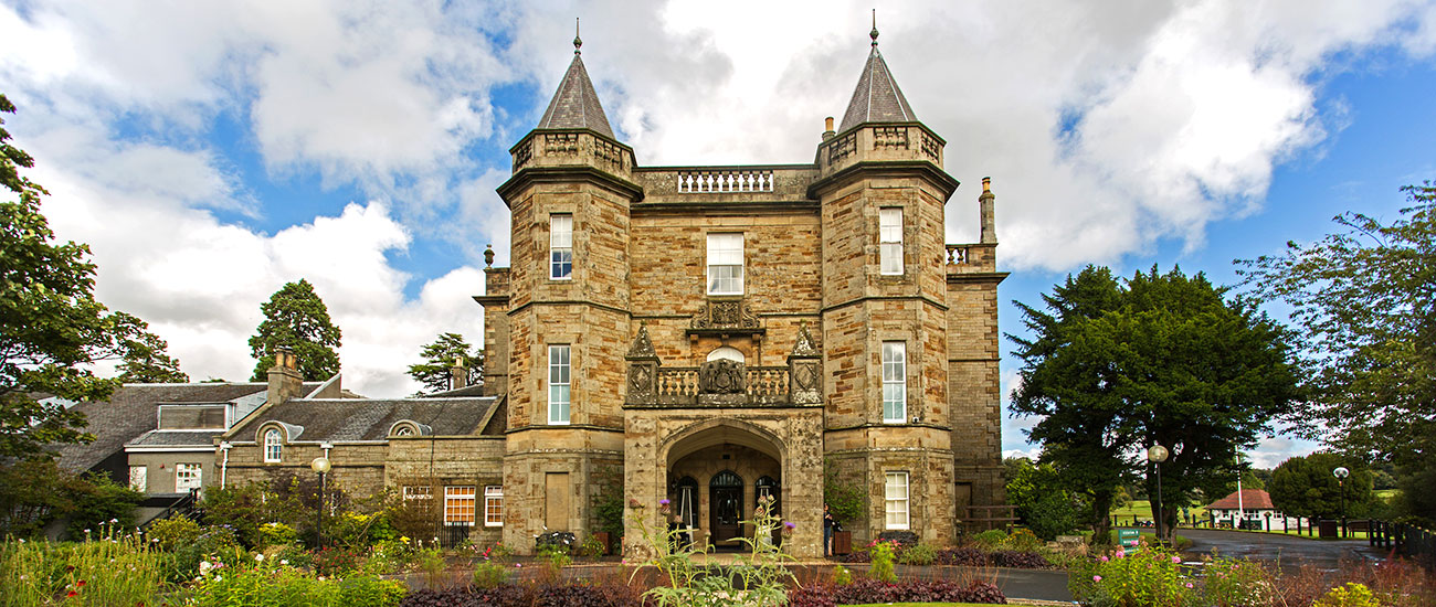 About The Hotel Dalmahoy Hotel Amp Country Club In Edinburgh