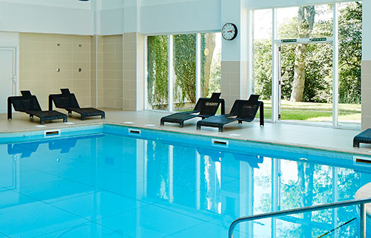 Fitness Leisure Club Edinburgh Dalmahoy Hotel Country Club