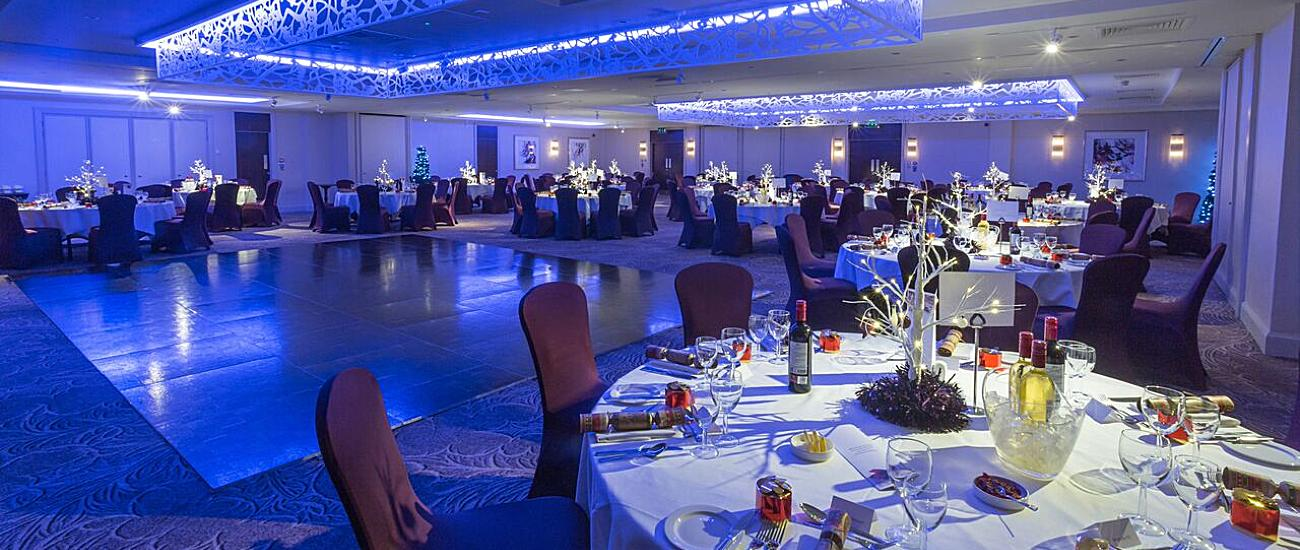 Delightful Edinburgh Christmas Party Part - 14: Dalmahoy Hotel U0026 Country Club